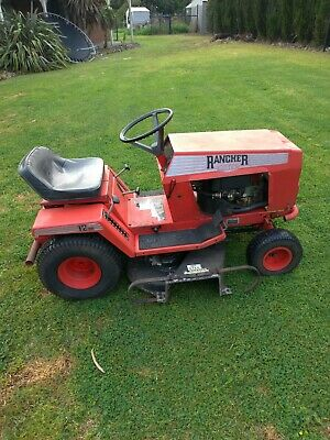 AU950 • Buy Rover Rancher Ride On Lawn Mower