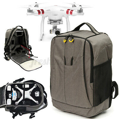 AU118.55 • Buy Shoulder Backpack Bag Carry Cae For DJI Phantom 4/3 Quadcopter Airplane   N  ℱ