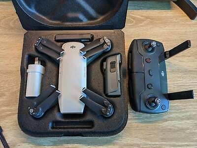 AU400 • Buy DJI Spark Drone - White With Extra Battery