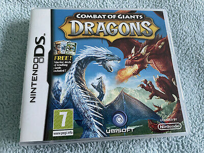 £3.99 • Buy Nintendo DS Combat Of Giants Dragons - Complete With Manual