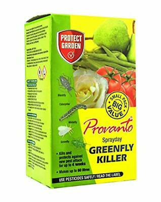 £11.99 • Buy 86600248 Sprayday Greenfly Killer, Insecticide Protects For Up To Four