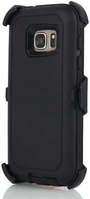 $ CDN13.33 • Buy For Samsung Galaxy S7 Defender Case W/ (Clip Fits Otterbox) & Screen Protector