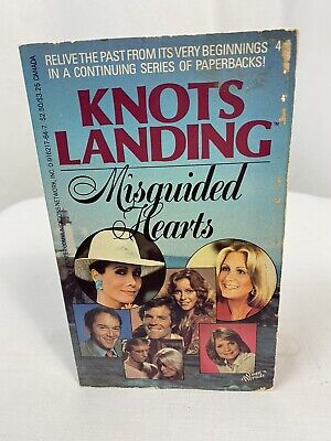£6.36 • Buy Knots Landing #4 Misguided Hearts Paperback