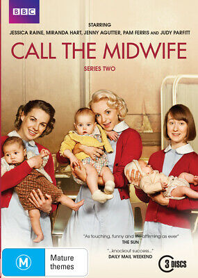 £14.28 • Buy Call The Midwife: Series 2 DVD | 3 Discs | Region 4