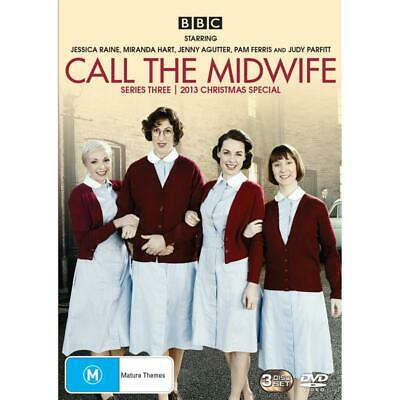 £16.76 • Buy Call The Midwife: Series 3 DVD | Includes 2013 Christmas Special | Region 4 & 2