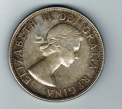 1953 Canada Silver One Dollar $1 Coin : 23.3g • 13.50£