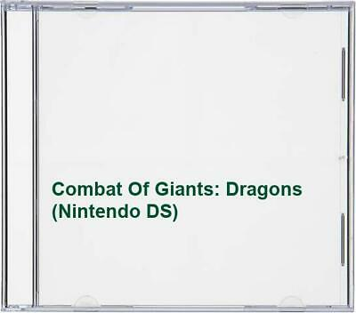 £4.48 • Buy Combat Of Giants: Dragons (Nintendo DS) - Game  KQVG The Cheap Fast Free Post