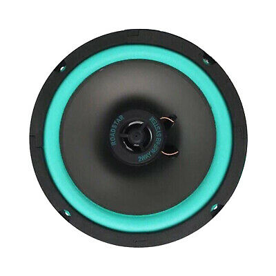AU15.83 • Buy Car Speakers 2 Way Stereo Full Range With Polypropylene Cone VO-602 6.5 Inch