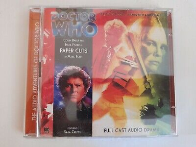 £25 • Buy Doctor Who: Paper Cuts. Audio CD.