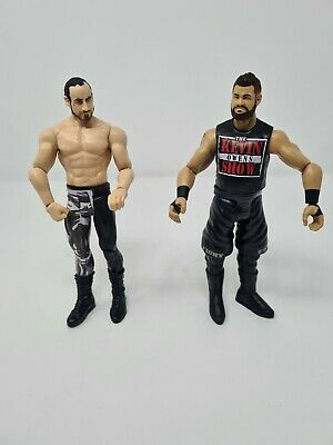 £6.29 • Buy Kevin Owens And Aiden English Wrestling Figures WWE