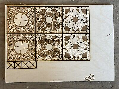 £19.99 • Buy Hellraiser Puzzle Box. Made To Order. Self Assembly Required