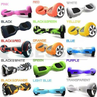 AU17.99 • Buy For 6.5  2 Wheels Smart Self Balancing Scooter Hover Board Silicone Case Cover