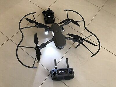 AU1700 • Buy Drone DJI Mavic 2 Pro With Travel Case, LED Night Light And Propeller Protector