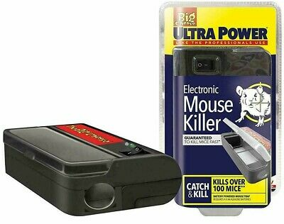 £24.99 • Buy Electronic Mouse Trap Mice Rat Killer Pest Rodent Victor Control Electric Zapper