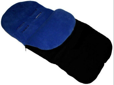 £12.99 • Buy Baby Cosy Toes Liner Buggy Padded Footmuff Fit  Maclaren Triumph Buggy