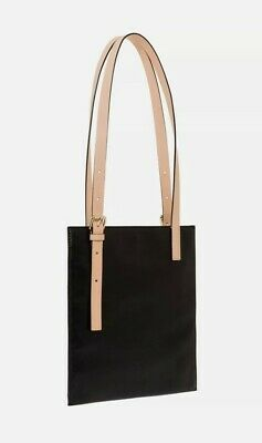 AU99 • Buy Brand New Oroton Black Guide Mini Leather Tote Hand Bag