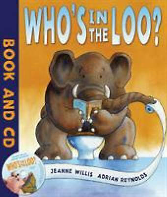 £4.09 • Buy Who's In The Loo? By Willis, Jeanne