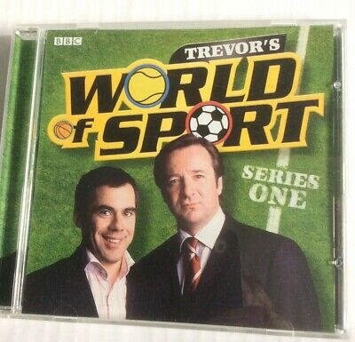 £3.99 • Buy Trevors World Of Sport Series 1 Audio CD - BBC Radio Comedy Satire - Radio 4