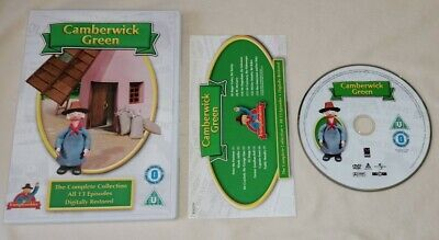 £3 • Buy DVD - Camberwick Green The Complete Collection DVD 1966 PAL R2 UK