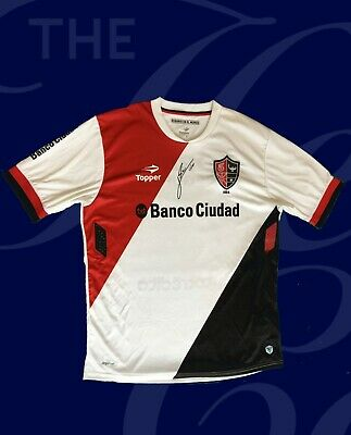 AU901.54 • Buy Newell's Old Boys - Argentine Football League - Lionel Messi - Hand Signed
