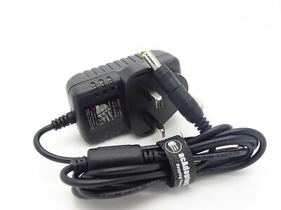 £12.99 • Buy 6V 600mA 5W Adaptor For Chad Valley 349/9883 CV My First Sing A Long CD Player