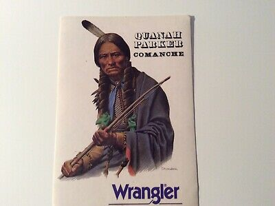 AU6 • Buy Wrangler Vintage 1980's Sticker