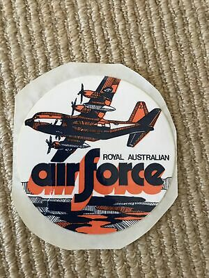 AU8 • Buy Air Force Vintage 1980's Sticker