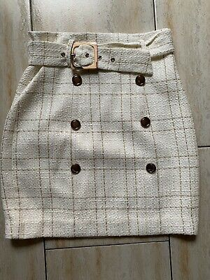 AU30 • Buy Forever New Boucle Skirt Size 10 BNWT
