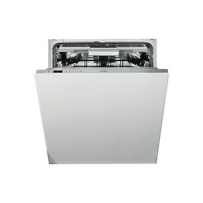 View Details Whirlpool WIO3O33PLESUK 14 Place Fully Integrated Dishwasher With Cutlery Tray • 568.97£