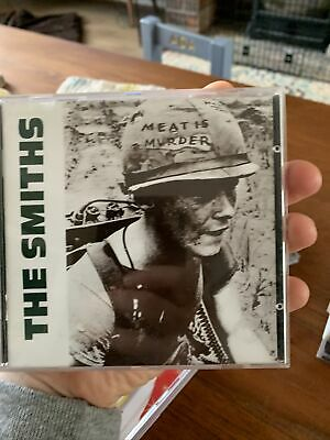 The Smiths - Meat Is Murder. CD • 0.99£