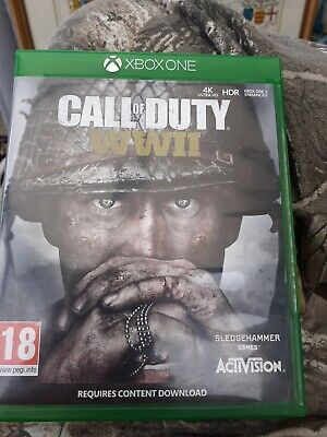 Call Of Duty WWII - XBOX One  • 10.99£