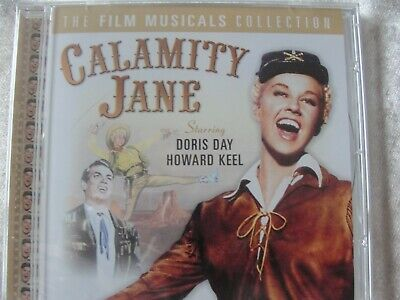 Film Musicals Collection, The: Calamity Jane CD (2005) FREE Shipping SEALED NEW • 3.97£