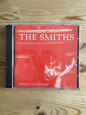 The Smiths - Louder Than Bombs CD Album • 0.25£