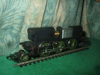 £42.95 • Buy BACHMANN LNER V2 LOCO CHASSIS ONLY - No.2 (GREEN WHEELS) - FOR REPAIR