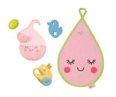 £13.60 • Buy Baby Born Bath Accessories Zapf Creation 824641 Doll Accessories From 3 Years