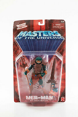 $20 • Buy He-Man Masters Of The Universe- Modern Series 200X MER-MAN New