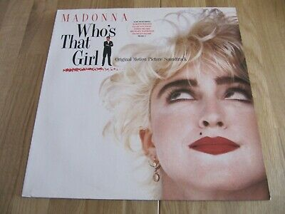 £8.61 • Buy Madonna, Who`s  That Girl, Top Zustand!!!