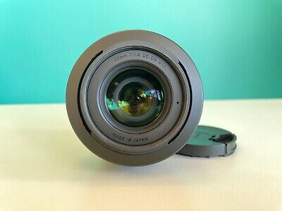 AU349 • Buy As New SIGMA 30mm F1.4 DC DN Contemporary Lens (Sony E-Mount)