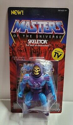 $40 • Buy Masters Of The Universe Super 7 As Seen On TV Skeletor Action Figure
