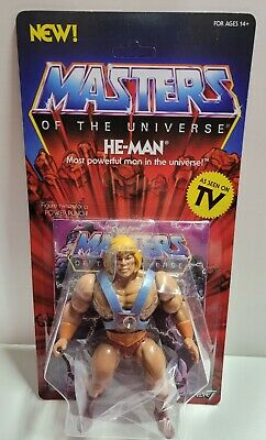 $40 • Buy Masters Of The Universe Super 7 As Seen On TV He-Man Action Figure
