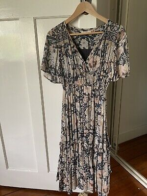 AU71 • Buy Spell And The Gypsy Amethyst Dress XS Preowned