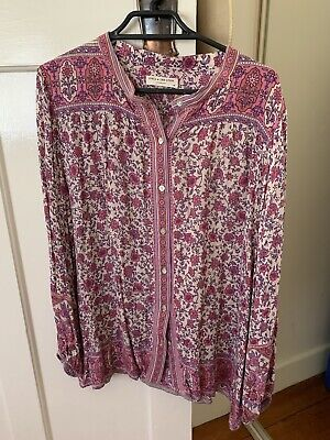 AU36 • Buy Spell & The Gypsy Collective Jasmine Blouse In Lilac