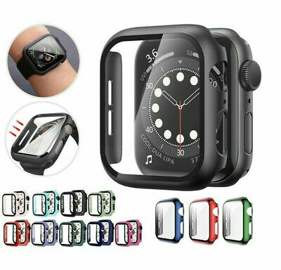 $ CDN3.75 • Buy IWatch Apple Watch Series SE 6 5 4 3 2 Screen Protector Cover Case 38/40/42/44mm