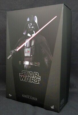 $ CDN428.01 • Buy USED Hot Toys STAR WARS DARTH VADER 1/6 Action Figure Episode 4-New Hope Edition