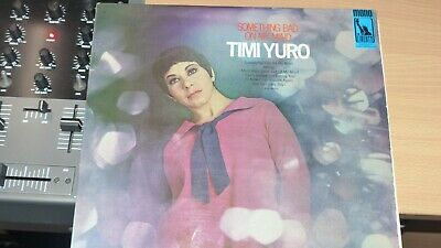 Timi Yuro....somethings Bad On My Mind..includes Northern Soul Track...it Ll Nev • 29.99£