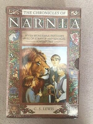 £7 • Buy The Chronicles Of Narnia Box Set By C S Lewis
