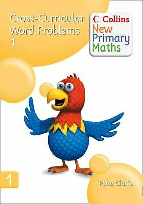 £26.99 • Buy Collins New Primary Maths �  Cross-Curricular ... By Clarke, Peter Spiral Bound