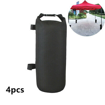 AU22.99 • Buy 4pack Garden Gazebo Foot Leg Feet Weights Sand Bag For Marquee Party Tent Set