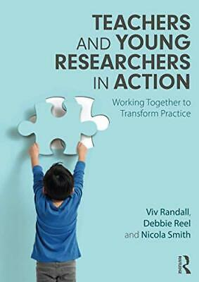 £14.63 • Buy Teachers And Young Researchers In Action: Working Togeth By Viv Randall New Book