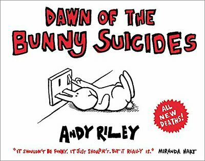£11.79 • Buy Dawn Of The Bunny Suicides By Andy Riley New Book